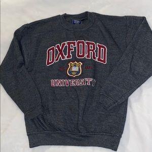 Oxford University Crewneck